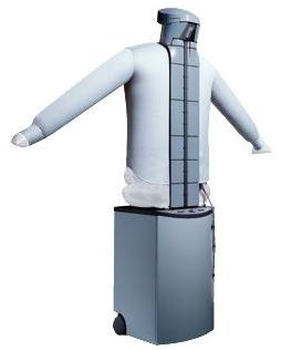 robot repassage chemise