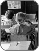 Ecolière - Page d\'écriture - Prévert