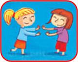 Comptines pour jeux de mains dans la cour de récréation
