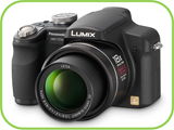 Lumix Panasonic FZ 18