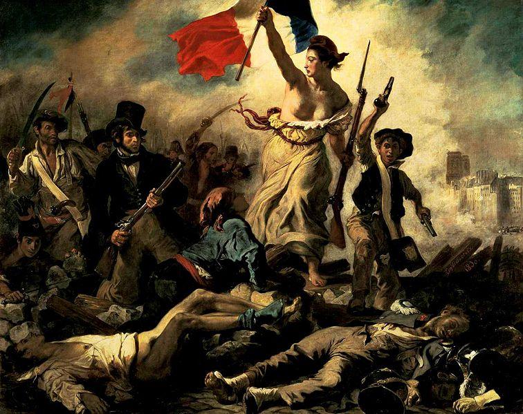 [Art] Peintures & autres oeuvres picturales 756px-eugene_delacroix_-_la_liberte_guidant_le_peuple
