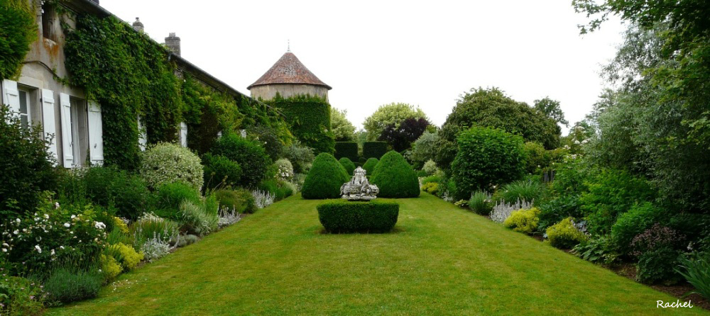 Visite aux princiales de la cr ation harou le 22 juin 2008 for Creation jardin anglais