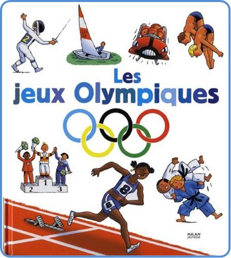 Album les jeux olympiques milan jeunesse - Anneau des jeux olympique ...