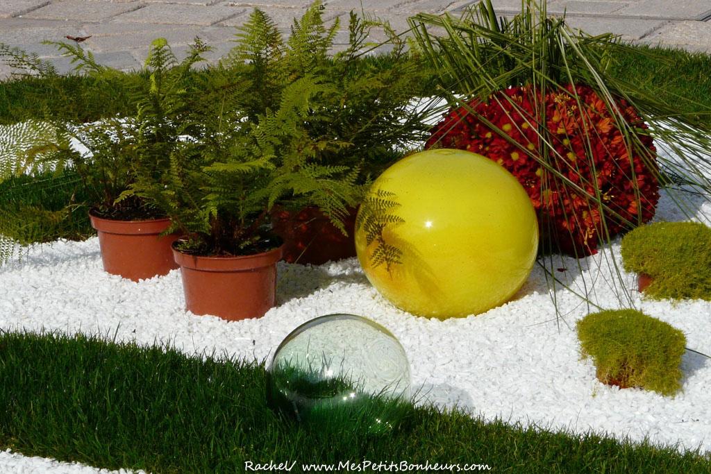 Les iles japonaises du jardin éphémère 2008 de Nancy ...