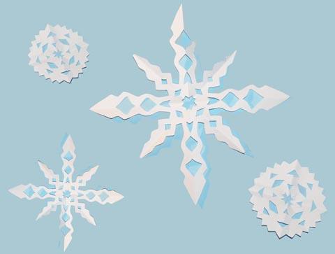 flocons_et_boules_de_neige