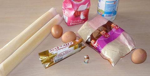 ingredients galette des rois
