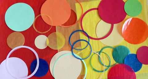 Outil de d coupage pour le bricolage je teste le cutter circulaire - Couper papier peint sans dechirer ...
