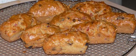 Recette Cake Au Lard Et  Ef Bf Bd La Moutarde