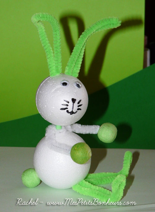 Lapin mignon related keywords suggestions lapin mignon - Bricolage facile a faire pour adulte ...
