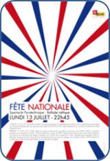 fête nationale 14 juillet en anglais