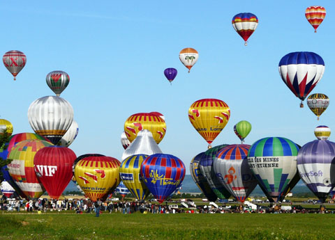 Chambley-2009-montgolfieres-décollage -2