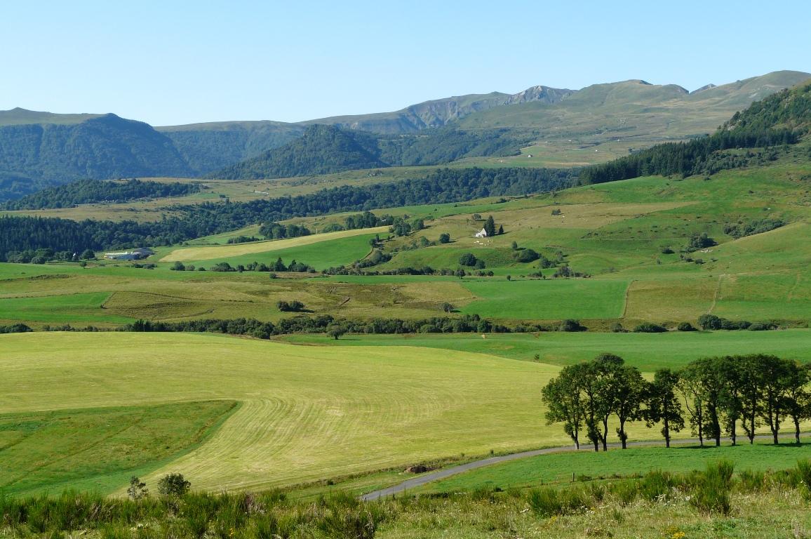 Retour D Auvergne Avec Des Images Et Des Paysages Du Puy