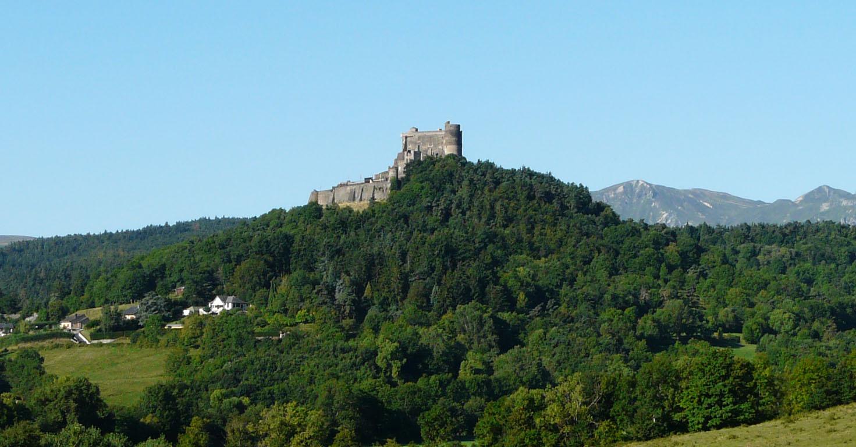 le-chateau de murol