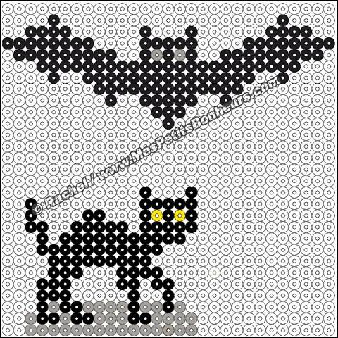 D co halloween mod les de sorci re chat et chauve souris for Modele chauve souris