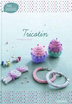 livre idées tricotin