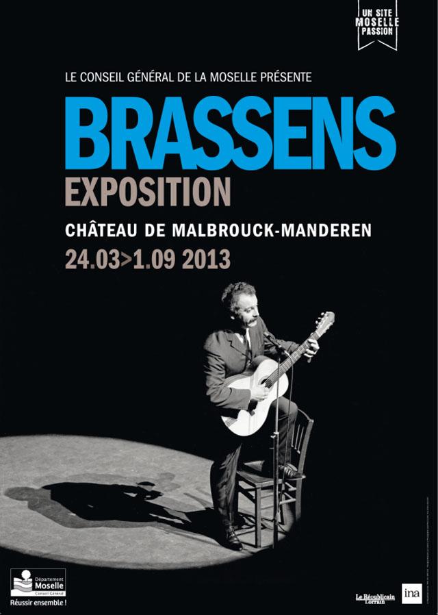 exposition brassens 2013