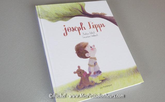 Joseph Fipps_couverture_album enfant