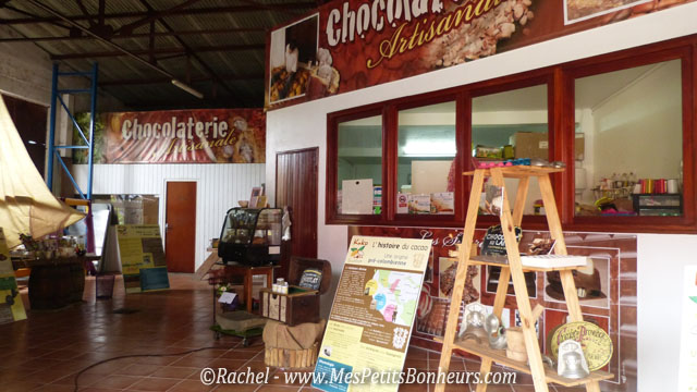 Chocolaterie Suisse en Guadeloupe