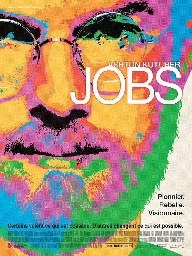 affiche jobs film steve jobs