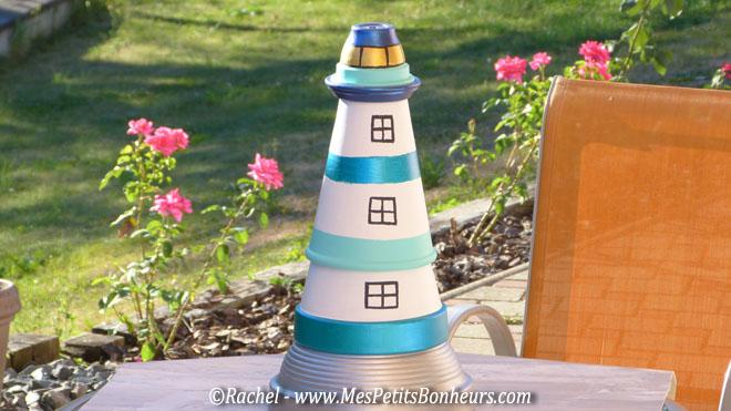 Comment fabriquer un phare de mer en carton