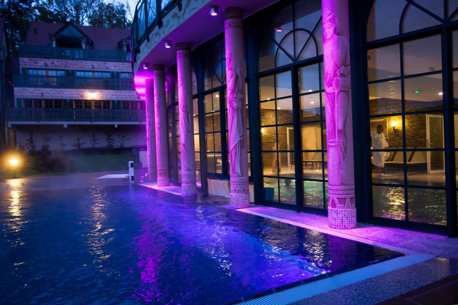 hotel spa les violettes thalesseo