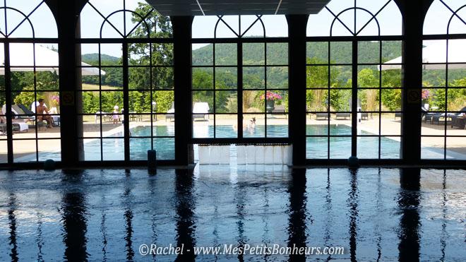 H tel spa en alsace les violettes un 4 toiles un peu for Couvrir piscine exterieure