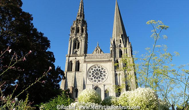 Chartres cathédrale été 2013