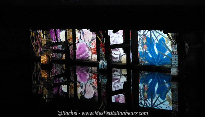 Chartres lavoir illuminé