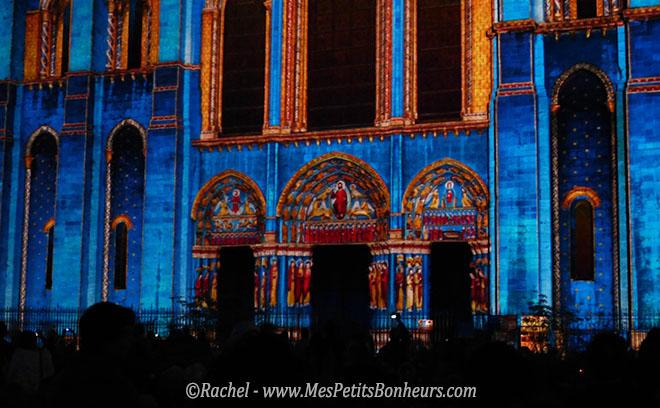 cathedrale de chartres détails voutes