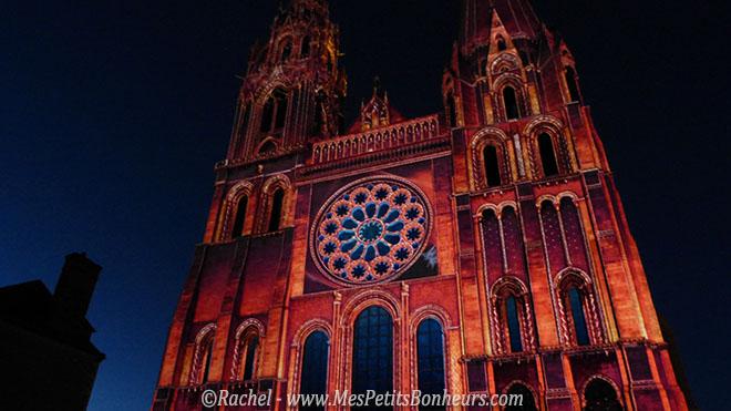 cathedrale de chartres en lumières