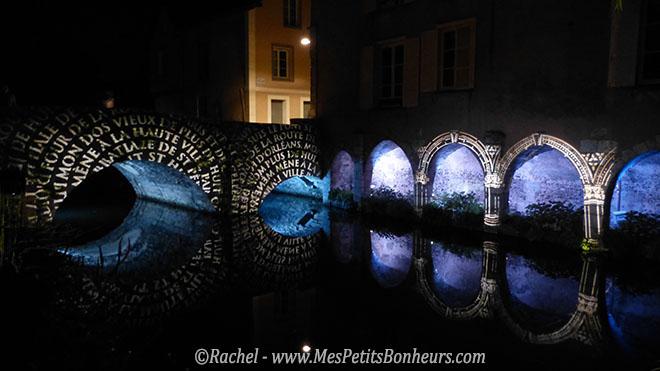 chartres en lumières pont et arches