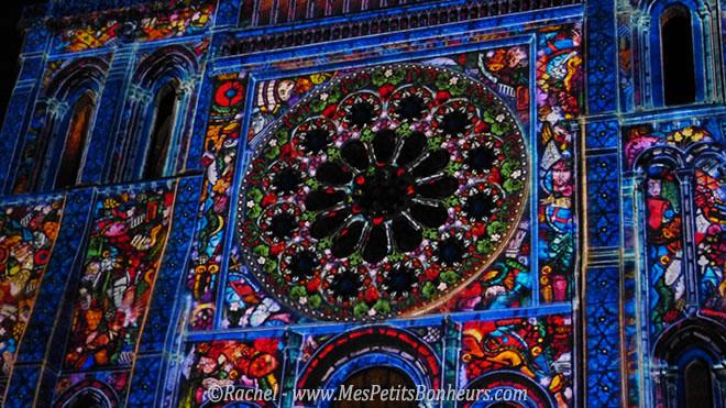 vitraux cathedrale de chartres en lumieres