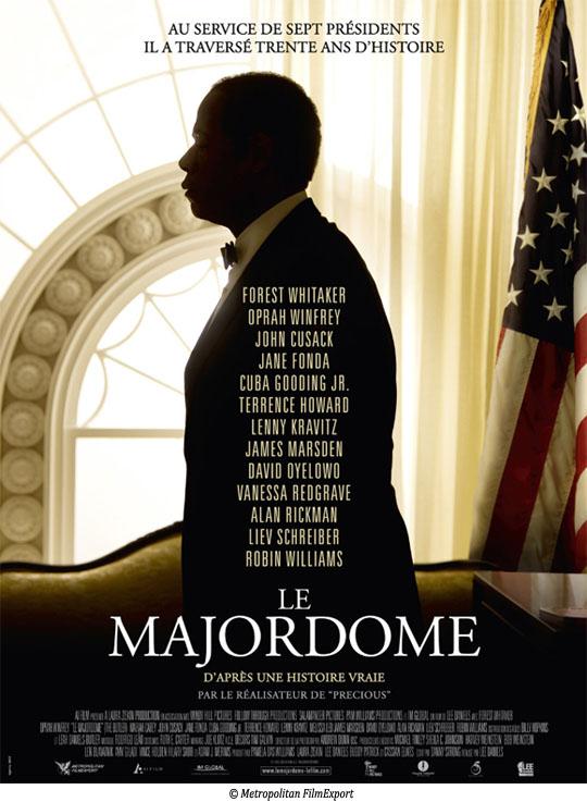 affiche majordome © Metropolitan FilmExport