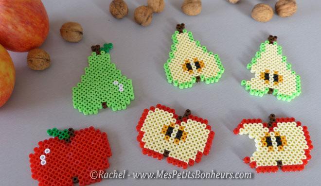 Perles hama repasser mod les simples ou en 3d mes - Bricolage simple pour enfant ...