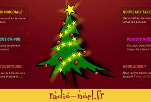 radio noel rectangle