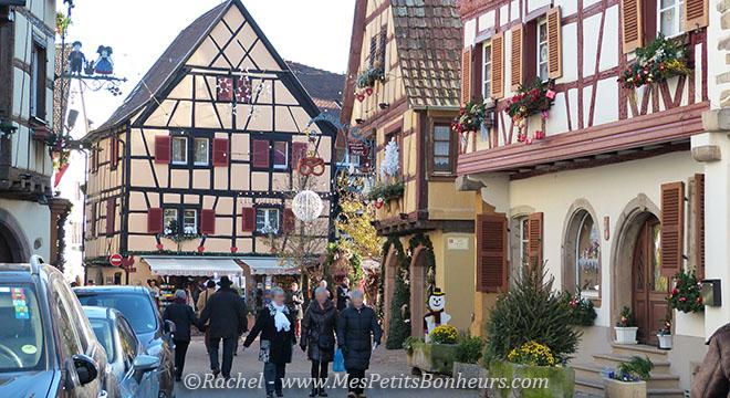March de no l eguisheim le beau village sort cr ches et d cos - Plus beau marche de noel alsace ...
