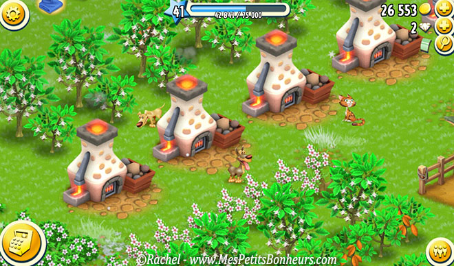 Hay day Animaux domestiques