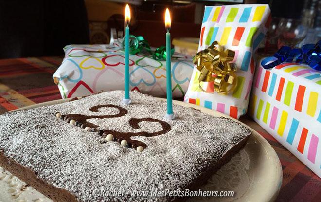 anniversaire de mon fils 22 ans