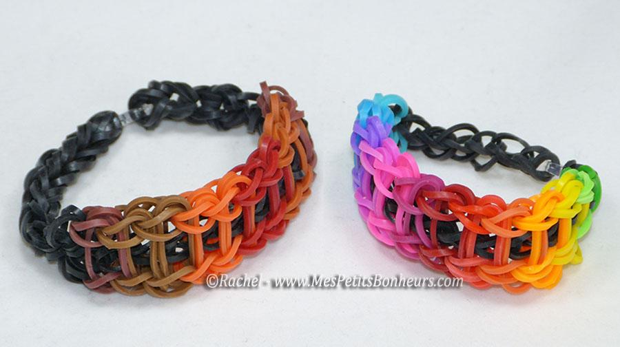 bracelet en elastique modele bijoux la mode. Black Bedroom Furniture Sets. Home Design Ideas