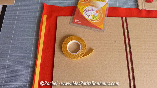 Comment fabriquer un livre personnaliser tuto pour une id e cadeau - Couper papier peint sans dechirer ...