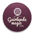 logo guirlande magic
