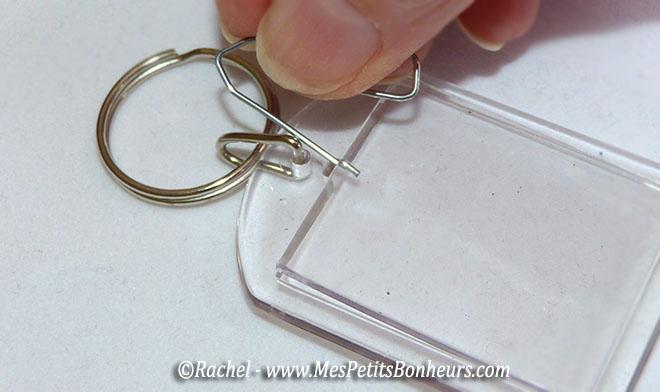 Carte gratter sur un porte cl s personnalisable id e - Comment ouvrir une porte fermee a cle avec un trombone ...
