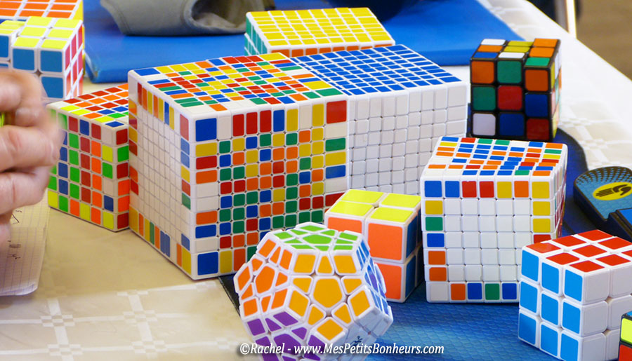 rubik's cubes toutes tailles