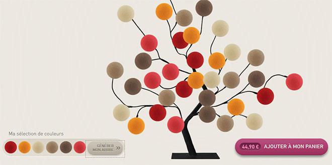 simulateur arbre