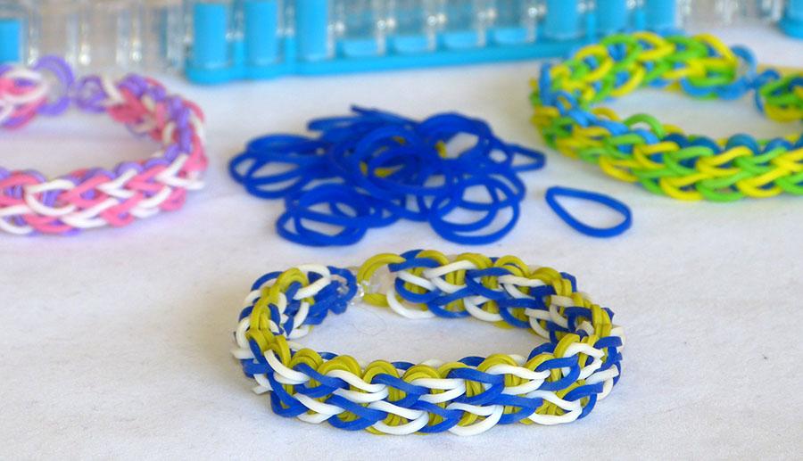 Bracelet elastique facile - Comment faire bracelet elastique ...