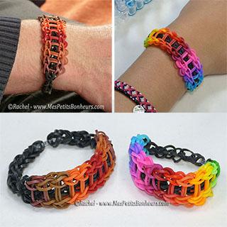 bracelets echelles homme et femme