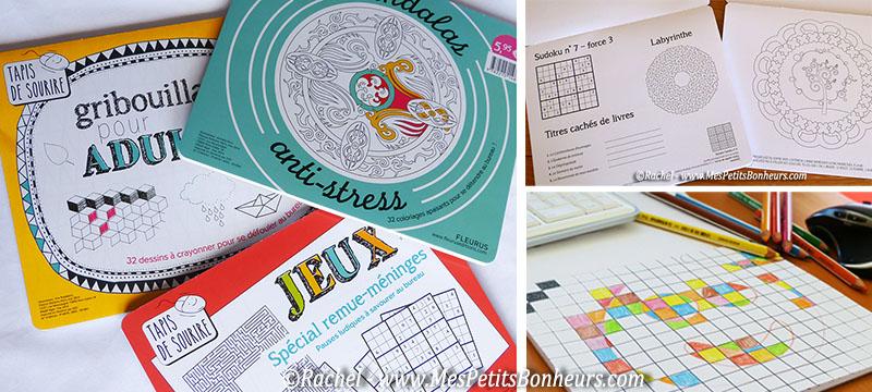 tapis de souris activités et coloriages
