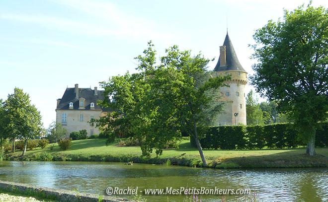 chateau saligny sur roudon en auvergne