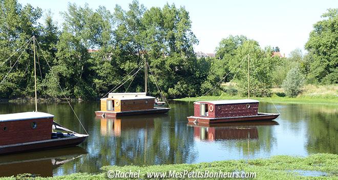 hébergement insolite cabanes sur l'eau