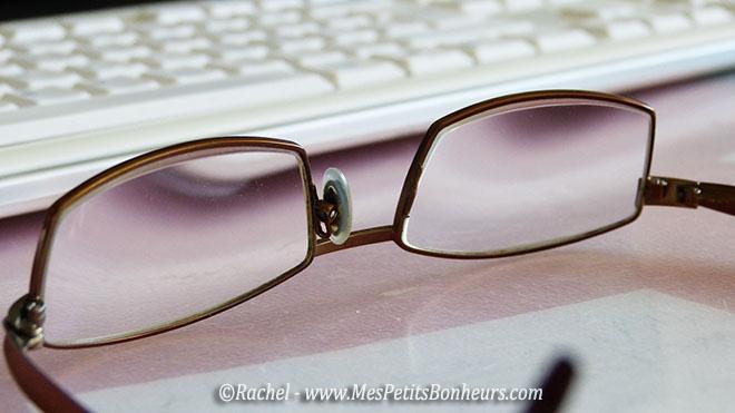 lunettes cassées